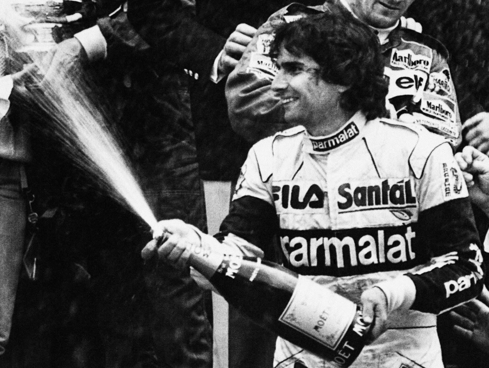Há 31 anos, Nelson Piquet se tornava bicampeão da Fórmula 1 | Correio da  Cidade Online