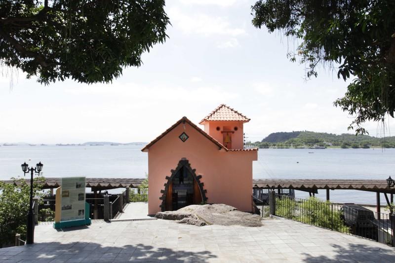Complexo Arquitetônico Ilha das Flores - Capela Santa Terezinha