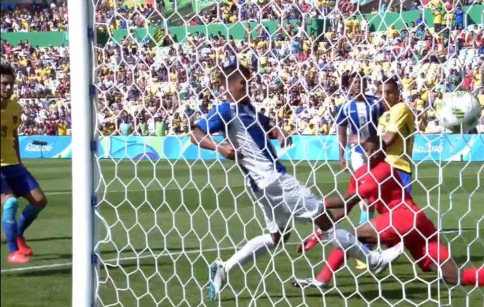 Brasil goleia Honduras e garante vaga na final do futebol masculino. by  Redacao · 17 08 2016. Brasil x Honduras1 e7d9b9be492d1