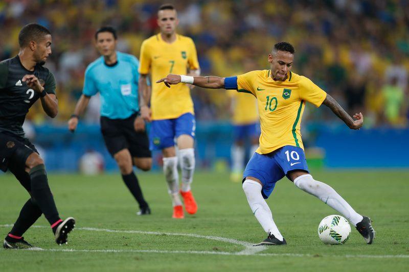 A seleção brasileira de futebol enfrenta a Alemanha, no Maracanã (Fernando Frazão/Agência Brasil)